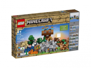 LEGO MINECRAFT CRAFTING BOX 21135