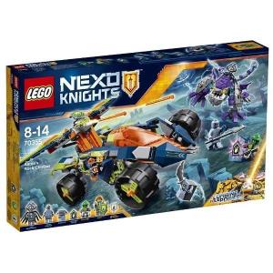 LEGO NEXO KNIGHTS SCALAROCCE DI AARON 70355