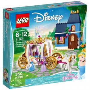 LEGO PRINCESS LA SERATA INCANTATA DI CENERENTOLA 41146