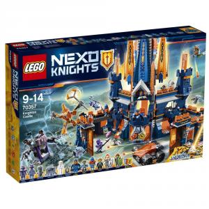 LEGO NEXO KNIGHTS CASTELLO DI KNIGHTON 70357