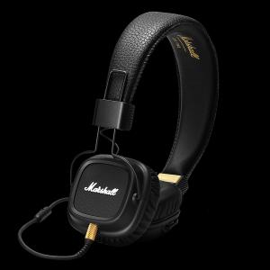 Marshall Major II black - cuffie con cavo