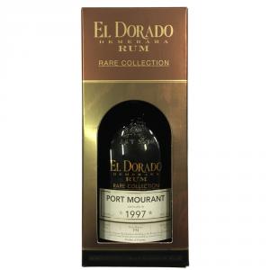 El Dorado - Rum Port Mourant 1997