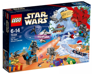 LEGO STAR WARS CALENDARIO AVVENTO STAR WARS 75184
