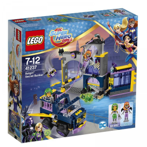LEGO SUPER HERO GIRLS IL BUNKER SEGRETO DI BATGIRL  41237