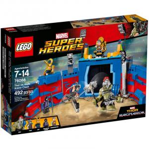 LEGO SUPER HEROES THOR VS. HULK: ARENA CLASH 76088
