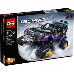 LEGO TECHNIC AVVENTURA ESTREMA 42069
