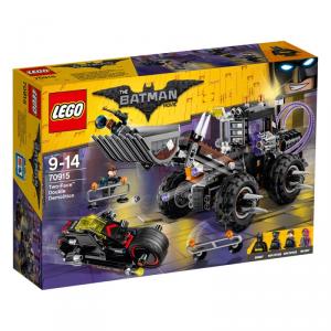 LEGO THE BATMAN MOVIE DOPPIA DEMOLIZIONE DI TWO-FACE 70915