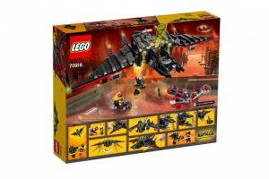 LEGO THE BATMAN MOVIE BAT-AEREO 70916