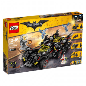 LEGO THE BATMAN MOVIE ULTIMATE BATMOBILE 70917