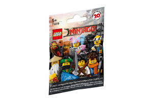 LEGO MINIFIGURINE NINJAGO MOVIE   71019