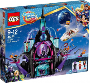 LEGO SUPER HERO GIRLS IL PALAZZO OSCURO DI ECLIPSO 41239