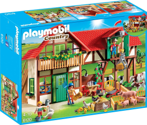 PLAYMOBIL NUOVA FATTORIA cod. 6120