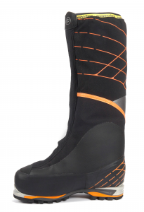 8000 EVEREST EVO RR   -   Scarponi  Alpinismo   -   Black/Orange