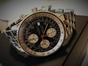 Orologio secondo polso Breitling Old Navitimer
