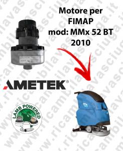 MMX 52 B-BT Ed. 2010 MOTORE aspirazione LAMB AMETEK lavapavimenti FIMAP