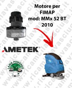 MMX 52 B-BT Ed. 2010 Vacuum motor LAMB AMETEK scrubber dryer FIMAP