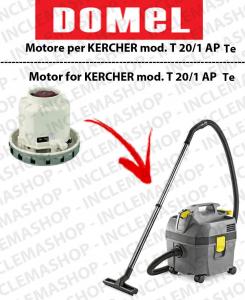 NT 20/1 AP Te moteur aspiration DOMEL pour aspirateurs KARCHER