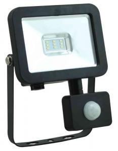 Proiettore Square LED 10W Sensore