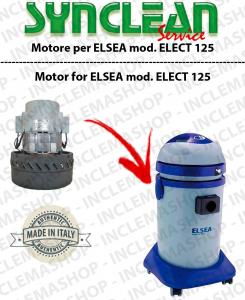 ELECT 125  moteur aspiration AMETEK pour aspirateurs ELSEA
