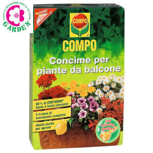 COMPO Concime per piante da balcone 1 Kg