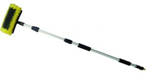 SPAZZOLONI AUTO FISSI BLINKY WASH-167 FILI PVC CM. 97-167