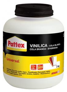 COLLA PATTEX VINILICA UNIVERSAL KG. 1