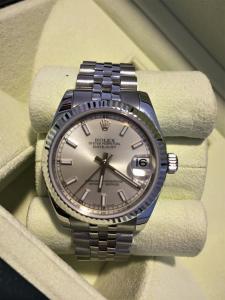 Orologio secondo polso Rolex Datejust Lady
