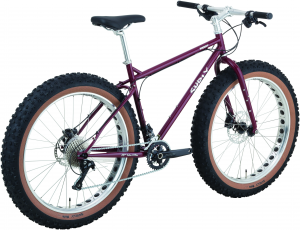 Surly Pugsley Magma Special OPS - Edizione Limitata