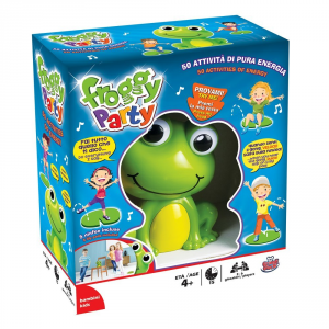 FROGGY PARTY GG01307 STARTRADE GRANDI GIOCHI