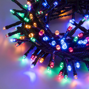CATENA LUCI DI NATALE 1200 LED MULTICOLOR LOTTI