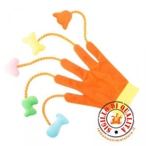 Crazy Glove guanto gioco per Gatti Camon