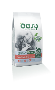 OASY DOG PUPPY MINI SALMONE 2.5 KG