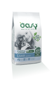 OASY DOG PUPPY MINI AGNELLO 2.5 KG