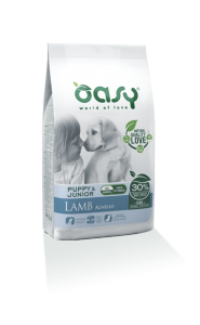 OASY DOG PUPPY AGNELLO 2.5 KG
