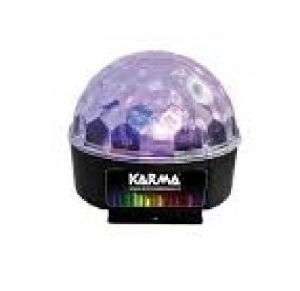 KARMA MEZZA SFERA DJ 359LED