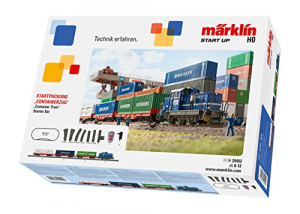 MAERKLIN CONTAINER TRAIN STARTER SET cod. 29452
