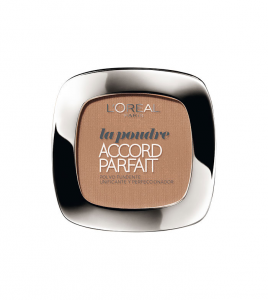 L'OREAL- ACCORD COLORE R7-C7 (COME IN FOTO) FONDOTINTA COMPATTO