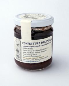 CONFETTURA EXTRA DI CIPOLLA ROSSA DI TROPEA IGP CALABRIA