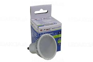 LAMPADA LED FARETTO INCASSO V-TAC GU10 DA 7W COB SPOTLIGHT