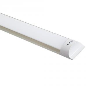 Tubo Led Prismatico Plafoniera 20W Lunghezza 60 cm V-TAC VT-8020