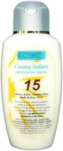 Crema Solare SPF15 Protezione Media 200 ml