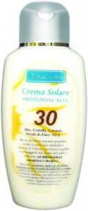 Crema Solare SPF30 Protezione Alta 200 ml