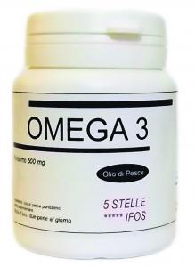 OMEGA3 - Olio di Pesce - 50 opercoli