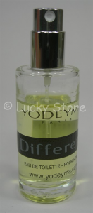 Yodeyma DIFFERENT Eau de Toilette 15ml mini Profumo Uomo no tappo no scatola