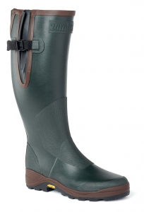 S21 BOOTS KENYA P.   -   Hunting  Rubber boots   -   Dark Green