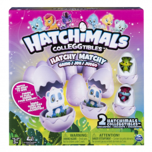 HATCHIMALS TROVAMI CON 2 PERSONAGGI HATCHIMALS 6041033