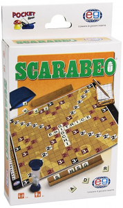 EDITRICE GIOCHI SCARABEO TRAVEL 6034001