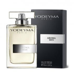Yodeyma AROMA MEN Eau de Parfum 15ml mini Profumo Uomo no tappo no scatola