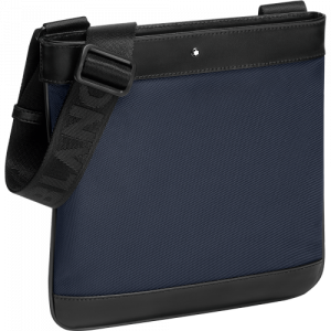 Envelope Bag media Montblanc Nightflight blue