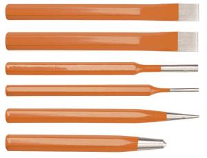 Pack di 6punzoni/tracciatore Neo Tools 33–061
